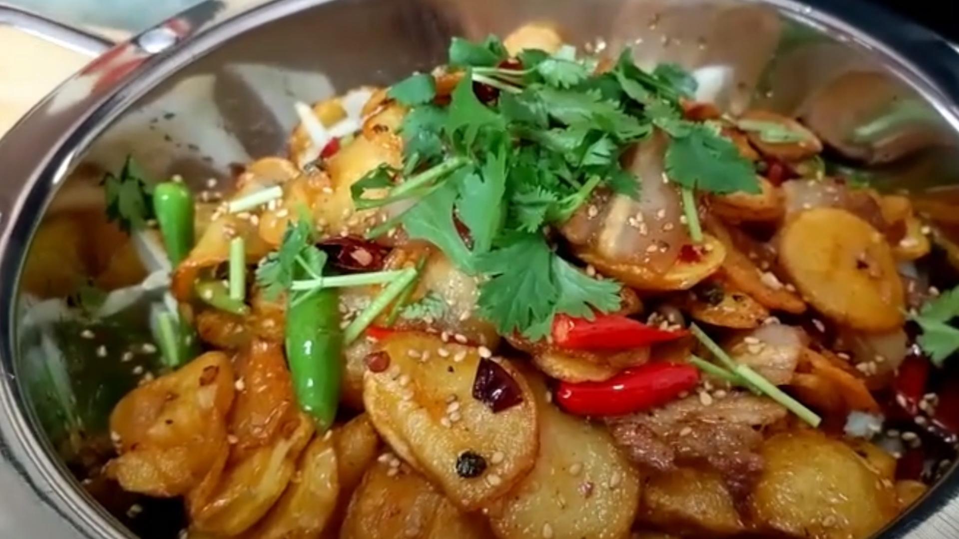 关于干锅的做法的信息  第2张