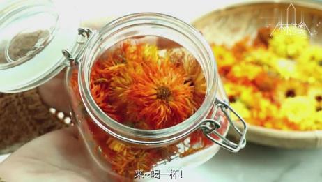 「林檎」No.52自制金盏菊花茶十月播种整个春天开放采摘保留这个春天的回忆