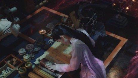 【北灵开课ing】电视剧《大主宰》 我们洛璃找到了鹤邀的秘密,这个人居然在研究禁术,洛璃快