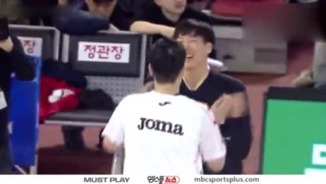 看了韩国KBL联赛扣篮大赛由衷的说一句:CBA对不起!