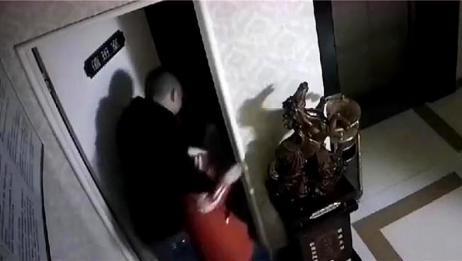 醉酒男喝醉酒欲猥亵前台工作人员,女子被迫进入值班室!