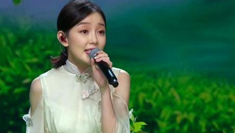 歌手汪小敏演唱《采茶歌》,人美声甜让人听不够,果断收藏