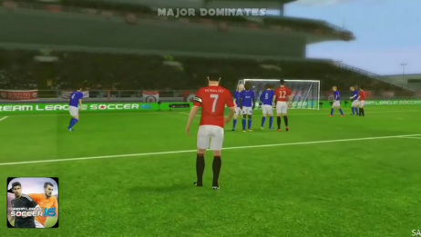 「DLS」梦幻足球联盟经典版到2019任意球的进化
