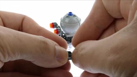 拼装乐高积木75261 星球大战系列20周年纪念套装之步行机战役