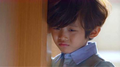 美女不敢说出孩子亲生父亲是谁,在厕所痛哭,不料孩子太懂事了!