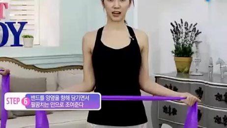 原来韩国美女做瑜伽的过程是这样,看完之后我也忍不住练了!