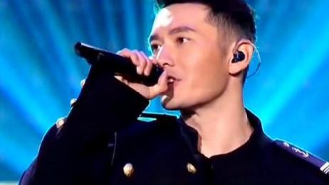 李玟和黄晓明深情演唱《想你的365天》,原来黄晓明唱歌这么好!