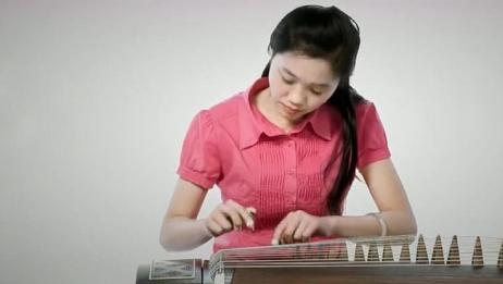 黄宝琪老师古筝演奏《将军令》,太好听了,百听不厌!