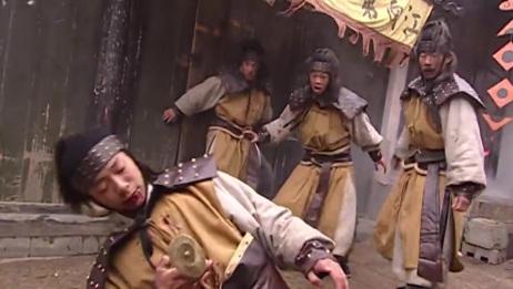 舒畅主演《连城诀》:吴越被血刀老祖所救,漂亮的水笙姑娘被抓!