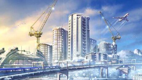 [Cities Skylines][都市天际线]群岛城市 15 改建机场的新区