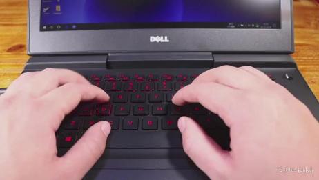 「SPlusTech」Dell戴尔游匣7467简评:5k的戴尔真的能吃鸡吗?