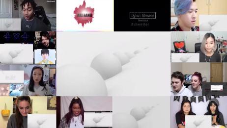【TXT文本团】【0305已更新CROWN】一分钟看完12个国外reaction视频系列(1080p)