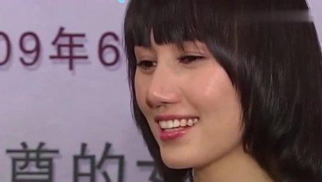 袁泉的气质太突出了,不是那种传统惊艳的美,但绝对是个氧气美女!