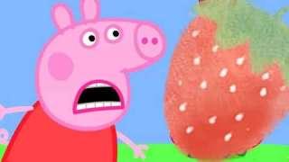 小猪佩奇益智玩具故事第七季  :这个果子太可怕啦!