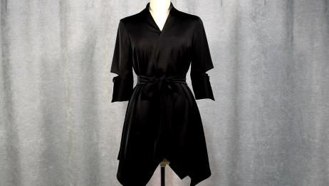 为什么不规则裙不能直接裁剪?这是我看过最方便的裁剪方法,实用