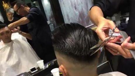 发型真的很重要,这位男生理发前后对比,颜值和气质都明显提升好多