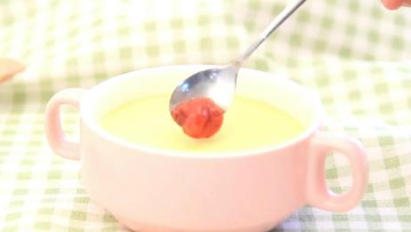 为什么你做的水蒸蛋不好吃?这样做才能嫩滑细腻!