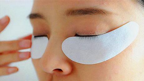 爱美女生:这几种眼膜记住不要买,小心引起更多眼纹,早知早好