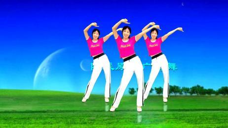 激情的歌,暴汗的减肥操,每天跳一跳,缓解衰老,拥有小蛮腰