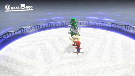 游戏解说:这游戏的BOSS太戴三顶大绿 谁顶得住