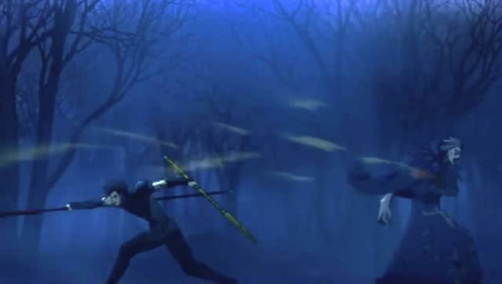 Fate:潘德拉贡跟奥迪那居然联手了,还击败了邪道莱斯