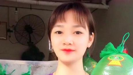 看上一位缅甸美女,让表姐问她找男友有什么要求,她的回答亮了!