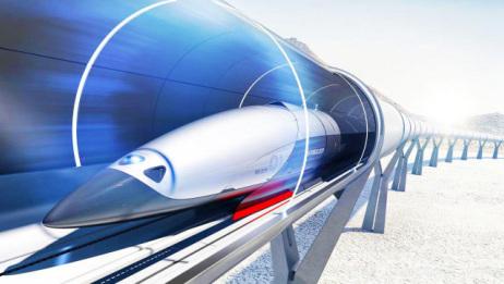 """世界首研""""飞行高铁"""",时速1300公里远超飞机,碾压日本磁悬浮列车!"""