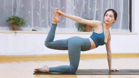 堪比整容的5个瑜伽体式 帮你排毒又养颜
