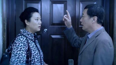 丈母娘上女婿家,万万没想到开门的居然是个大姐,结果怀疑走错门