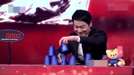 台湾8岁男孩现场教学闪电手,瞿玮尴尬到流汗,涂磊乐的哈哈大笑