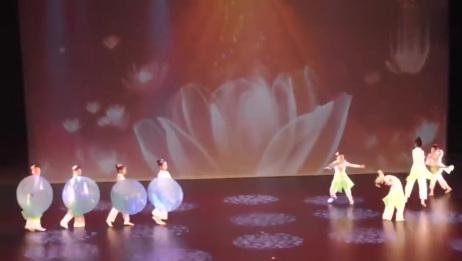 古典舞伞舞《好一朵美丽的茉莉花》