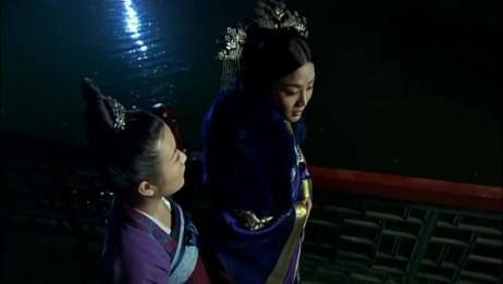 倾世皇妃:丫鬟不明湘云心,湘云的解释让丫鬟服了,这个女人够毒