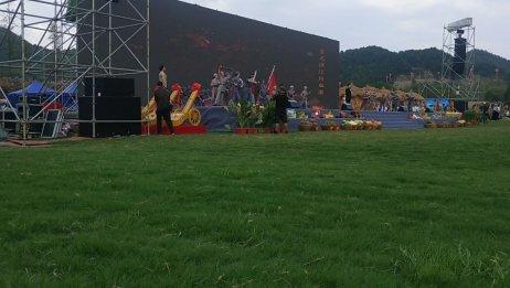 中国农民丰收节闭幕式诗歌朗诵欣赏#农民丰收节#