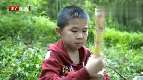 蜀南美丽竹海的天然美味食材,是最新鲜的味道