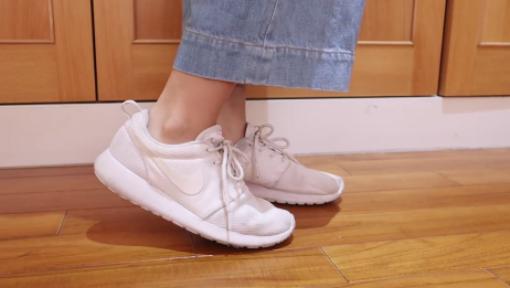 5双红破天际的小白鞋穿搭攻略!小白鞋其实也不是万能鞋!