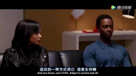 X战警:变种人互相展示自己的超能力