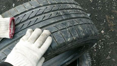 19年固特异轮胎怎么样?行驶7000公里,能满足客户要求的9成新吗?