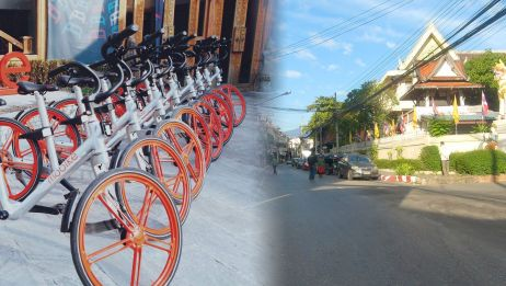 中国人骄傲的共享单车走出了国门,看看在国外怎么收费