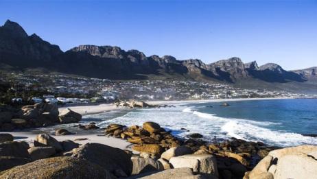 世界最危险的海域,却壮丽到极致,就在非洲大陆的最南端