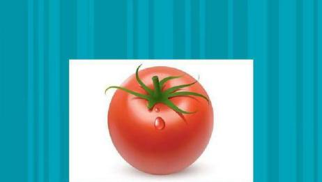 原来铁红番茄长这样