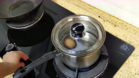 如何煮鸡蛋才能鲜嫩又好剥皮?只需加一样东西就可以了