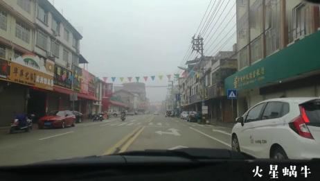 福建仙游县度尾镇,小伙带你看看总人口达到8万多人的小镇街道!