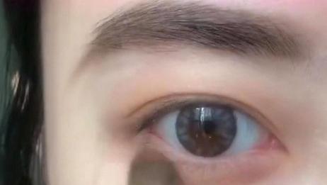 百搭不挑皮的暖棕眼妆,是见男朋友的必备眼妆,这样画美极了