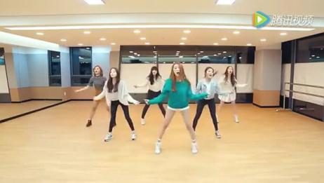 这群妹子的舞蹈真叫人喜欢 俏皮又可爱!