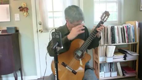 这才是极致的享受 !漂亮男孩 古典吉他版披头士15首经典