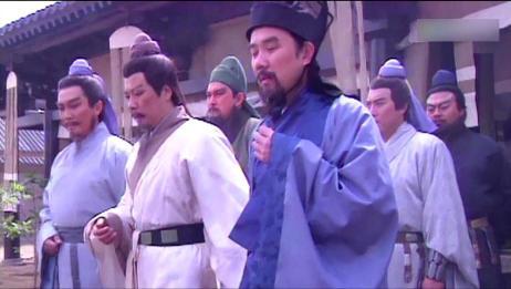 三国演义:鲁肃想要回荆州,刘备诸葛亮机智应付,还打起感情牌