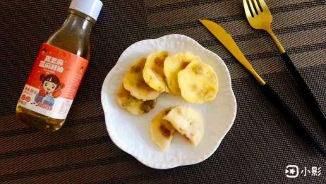 宝宝辅食水果大米饼
