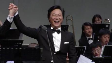 廖昌永领衔演唱《不忘初心》,深情大气的歌声,打动人心!