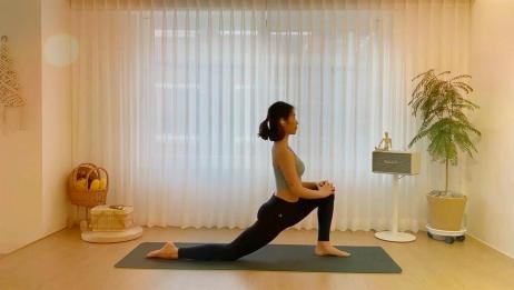 「瑜伽」改善睡眠,一觉睡到天亮,每天坚持这几个动作就可以!