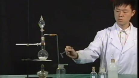 氯化氢气体的收集与检验
